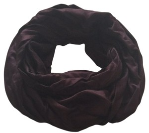 Macy's Large Scarf In Rich Brown