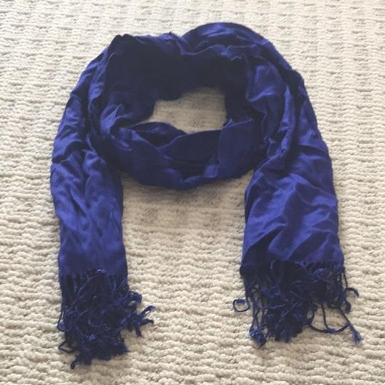 Jones New York Oversized Blue Scarf!