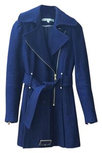 Kenneth Cole Asymmetrical Trench Coat