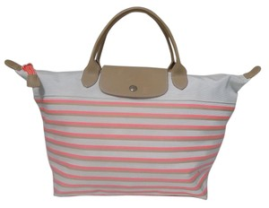 Longchamp Tote in Multicolor