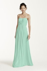 144c831557d Shop new and gently used David s Bridal Green Bridesmaid   Mother of ...