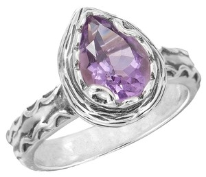 Silpada Silpada Amethyst Cathedral Sterling Silver Ring R2978 / Size 8