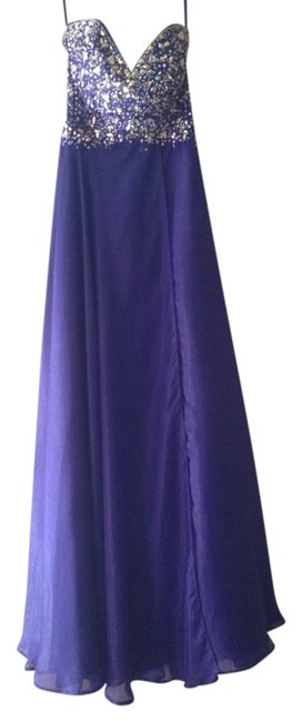 Preload https://img-static.tradesy.com/item/1678639/mori-lee-purple-violet-formal-dress-size-2-xs-0-0-650-650.jpg