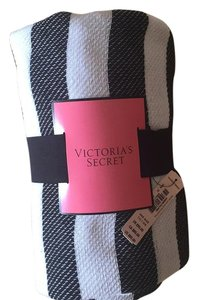 Victoria's Secret Pink Blue White Beach Bag