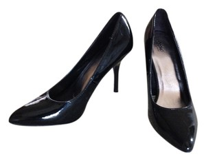 Mossimo Supply Co. Patent Black Pumps