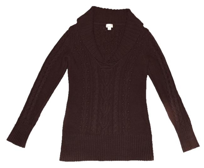 Caslon Cable Knit Like New Sweater