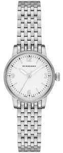 Burberry Burberry The Utilitarian Women's Silver Tone Steel Watch BU7856