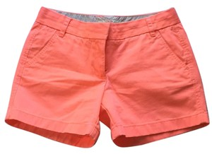J.Crew Mini/Short Shorts Neon orange