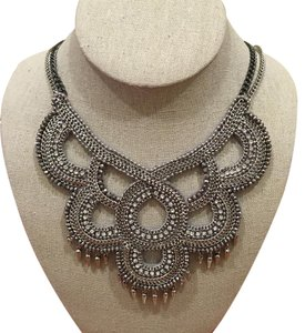 Stella & Dot Tallulah Bib Statement Necklace