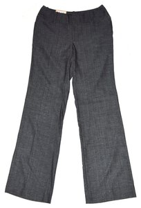 Mossimo Supply Co. Dress Slacks Trouser Pants Herringbone Grey