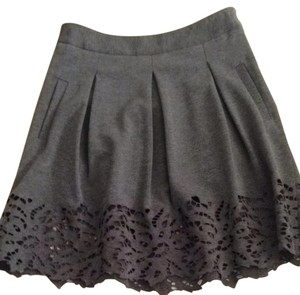BCBGMAXAZRIA Skirt Grey, Charcoal