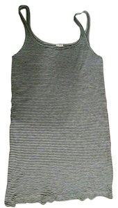 J.Crew Top Black and grey