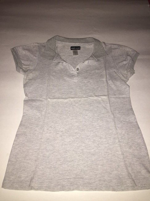 Wet Seal T Shirt Grey