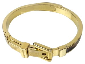 Michael Kors Michael Kors Tortoise Buckle Bangle