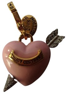 Juicy Couture Juicy Couture Limited Edition 2008 Heart Charm