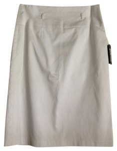 I.N. Studio Skirt White