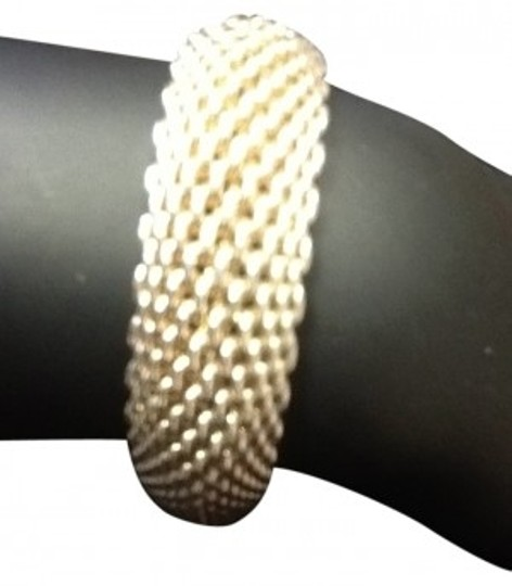 Preload https://item2.tradesy.com/images/tiffany-and-co-sterling-silver-925-mesh-bracelet-167926-0-0.jpg?width=440&height=440