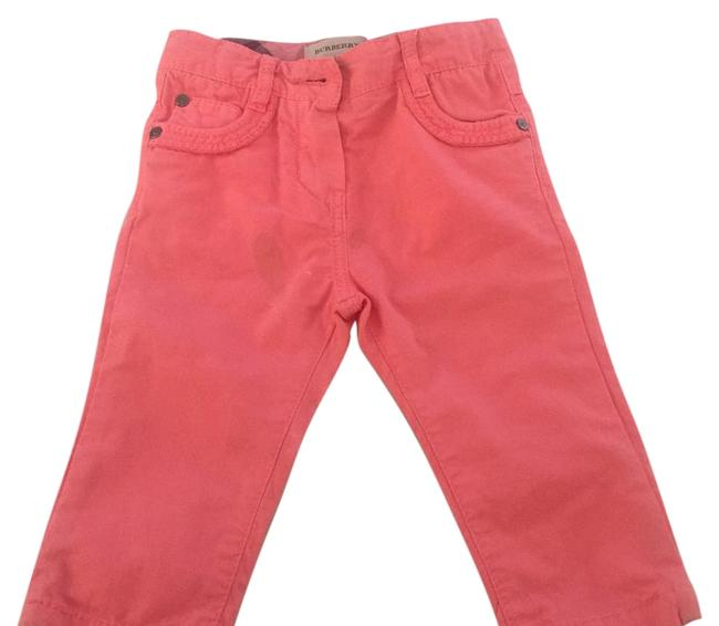 Item - Coral Skinny Jeans Size OS (one size)