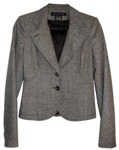 French Connection grey multi Blazer