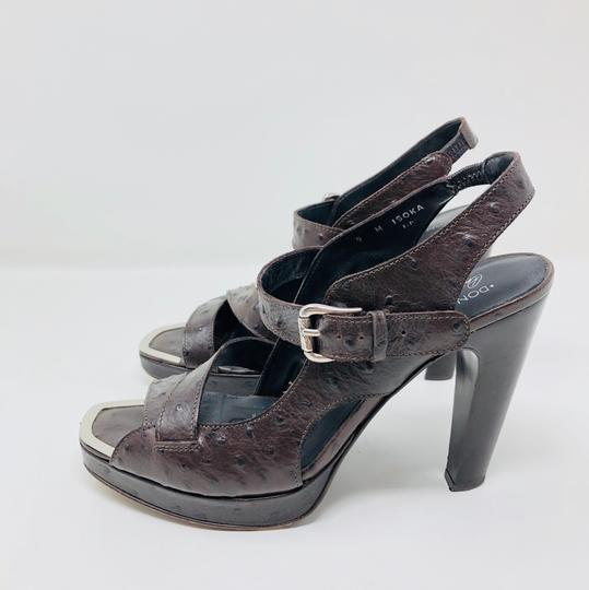 Donald J. Pliner Chocolate brown Sandals Image 4