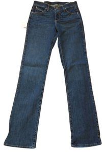 Wrangler Stretchy Vented Boot Cut Jeans-Medium Wash