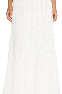 Alice + Olivia Maxi Skirt White