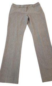 Express Barely Boot Cut Pants Heathered Gray