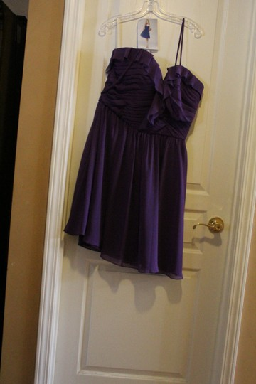 Wtoo Pansy Watters Watters 704 Modest Bridesmaid/Mob Dress Size 14 (L) Image 2
