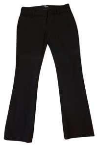 Express Barely Wear To Work Boot Cut Pants Black
