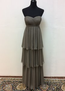 Bari Jay Clay Bridesmaid Style 871 Dress