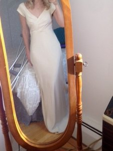 J.Crew Cecilia Gown Wedding Dress