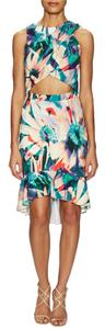 Nicole Miller Tropical Dress