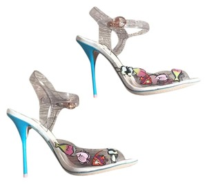 Sophia Webster Crystal Pumps