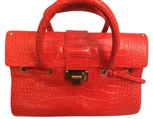 Jimmy Choo Tote in Orange