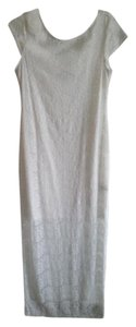 White lace Maxi Dress by Maxi