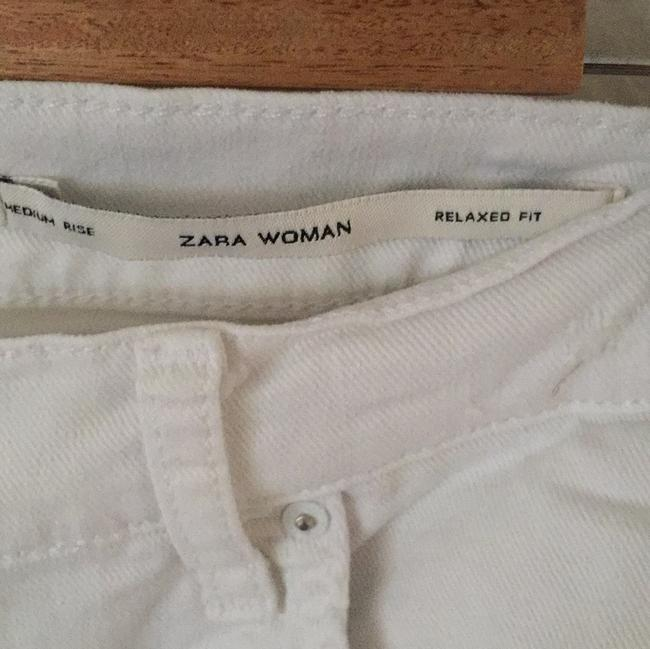 Zara Relaxed Fit Jeans Image 8
