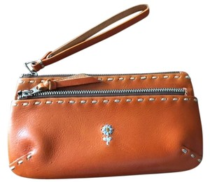 Mimi chan Wristlet in orange