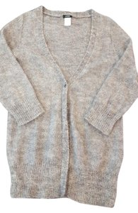 J.Crew V-neck 3/4 Sleeve Cardigan