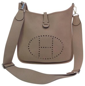 hermes leather bags - Hermes Evelyne Bags - Up to 70% off at Tradesy