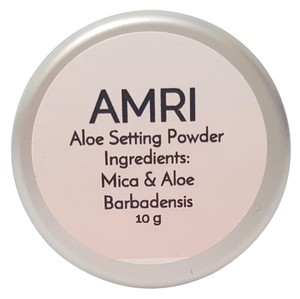 AMRI Amri Aloe Translucent Veil Setting Powder Translucent Face Powder Bare
