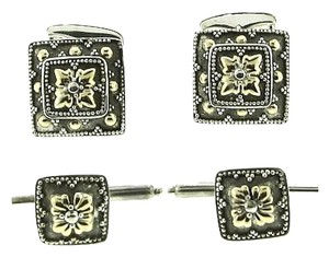 John Hardy BEST PRICE ON TRADESY - John Hardy cuff links and 2 stud set