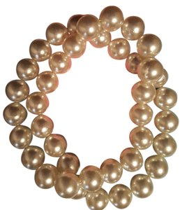 Other Venice Pearl Beach Bauble Long Necklace