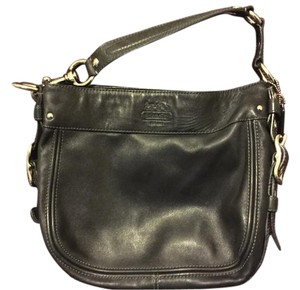Coach Zoe Smoke-free Home Leather Hobo Bag