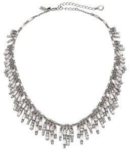 Kate Spade KATE SPADE EVENING AFFAIR FRINGED COLLAR NECKLACE