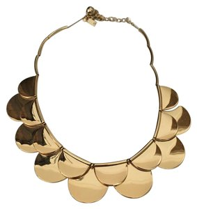 Kate Spade Kate Spade Sweetheart Scallop Necklace