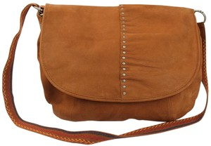 The Sak Nubuck Cross Body Bag