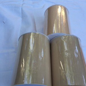Three Tulle Rolls - 6 In X 100 Yards Each - Beige Tulle