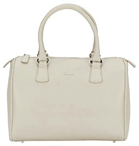 Furla Satchel in Marble