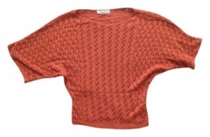 Urban Outfitters Top Orange