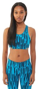Alternative Apparel Alternative Apparel Blue Move Peekaboo Bra